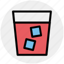 cool drink, drink, drinking, glass, soda, water icon