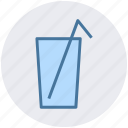 cold drink, drink, soda, soft drink, summer drink icon