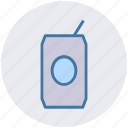 can, can drink, drink, drinking, soda can, soft drink icon
