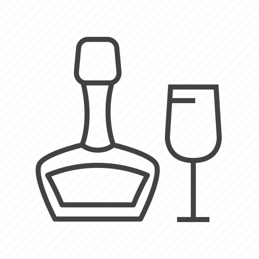 beer, bottle, drink, glass, juice, soda icon