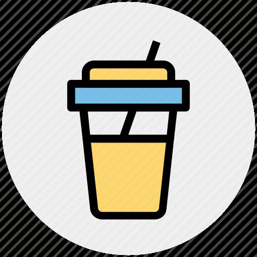 cold drink, drink, juice, soda, soft drink icon