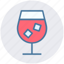 beverage, cool drink, drink, glass, soda, water icon