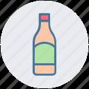 beer, beer bottle, beverage, bottle, drink, soda icon