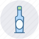 beer, beer bottle, beverage, bottle, drink, soda icon