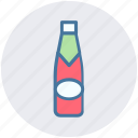 food, ketchup, ketchup bottle, sauce, sauce bottle, tomato icon