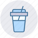 cold drink, drink, juice, soda, soft drink icon