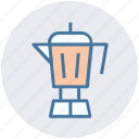 blender, drink, interior, juice machine, juicer icon