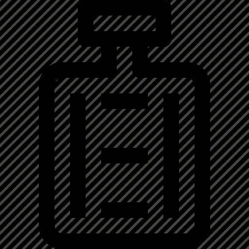 bottle, drink icon