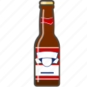 american beer, beer, booze, bottle icon