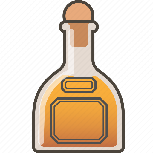 anejo, bottle, drink, shot, tequila icon