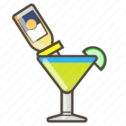 alcohol, beer, beergarita, cocktail, tequila icon