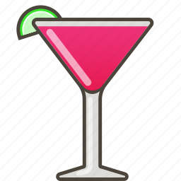 booze, cocktail, cosmo, drink icon