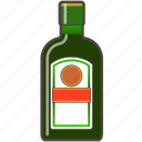 alcohol, booze, bottle, german, liqueur, top shelf icon