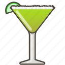 booze, coctail, drink, margarita icon