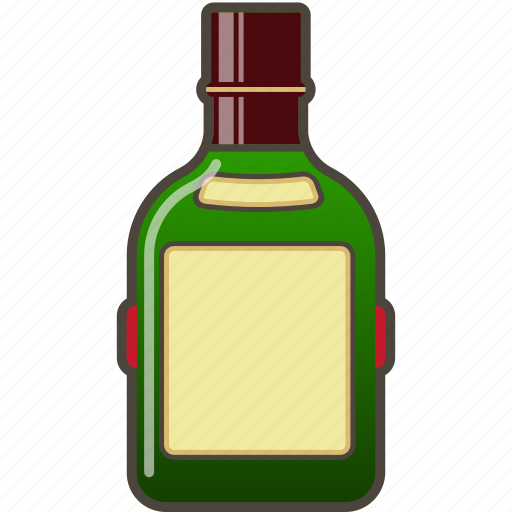 alcohol, booze, bottle, scotch icon
