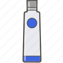 alcohol, booze, bottle, vodka icon