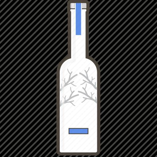 booze, bottle, vodka icon