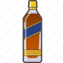 booze, bottle, whiskey icon
