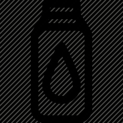 bottle, drink, food, sweet, water icon