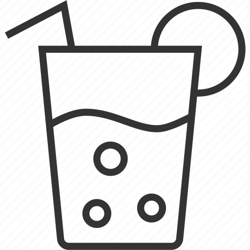 cocktail, cup, drink, fastfood, food, kitchen icon