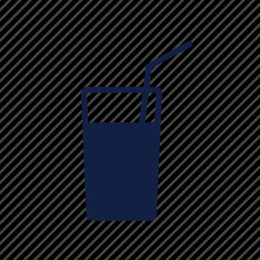 beverage, drink, drinking, fresh, glass, juice, water icon