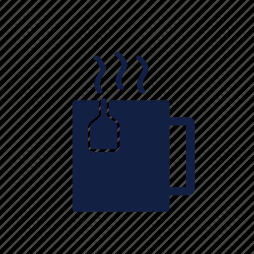 beverage, drink, glass, health, hot, tea, water icon