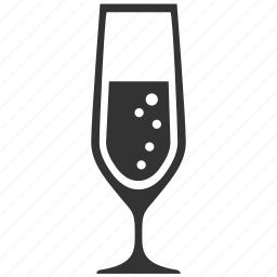 alcoholic, bar, champagne, drink, glass, hangout, wine icon