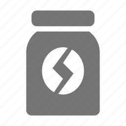 coffee, jar icon
