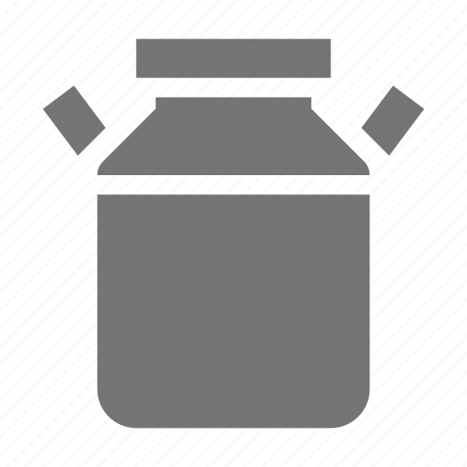 beverage, canister, drink, jug, milk icon