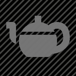 beverage, tea, tea pot icon