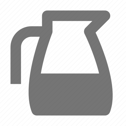 beverage, mug, pitcher, water icon