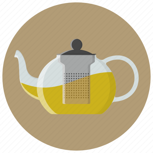 beverage, cafe, drink, drinks, tea, tea kettle, tea pot icon