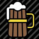 alcohol, beer, beer mug, beverage, drinks