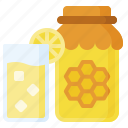 beverage, drinks, honey, lemonade, refreshment, sweet