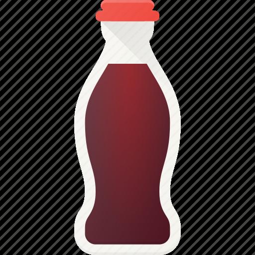 bottle, coke, cola, drink, drinks icon