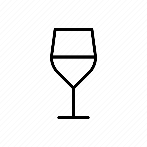 alcohol, cup, drink, drinks, glass, wine icon