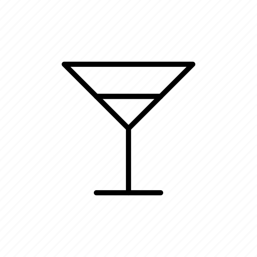 alcohol, cup, drink, drinks, glass, martini icon