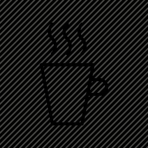 coffee, cup, drink, drinks, glass, mug, tea icon