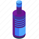 alcohol, beverage, bottle, drink, spirit icon