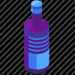 alcohol, beverage, bottle, drink, spirit icon