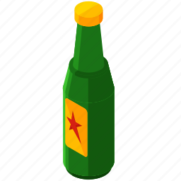 alcohol, beer, beverage, bottle, drink icon