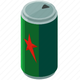 beer, beverage, can, drink, energy, soda icon