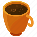 beverage, coffee, drink, hot, mug icon