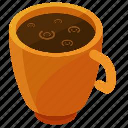 beverage, coffee, drink, hot, mug icon