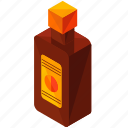 alcohol, beverage, bottle, cognac, drink icon