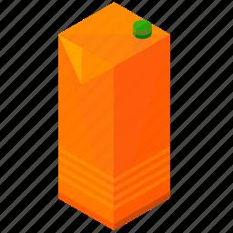 beverage, carton, drink, healthy, juice icon