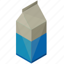 beverage, carton, drink, healthy, milk, vitamin icon