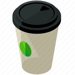 coffee, container, cup, drink, plastic, tea icon
