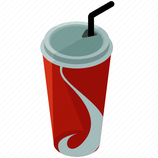 beverage, cup, drink, plastic, soda, soft icon