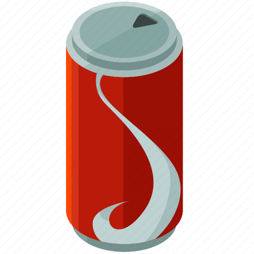 beverage, can, drink, soda, soft icon